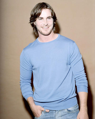 This is an image of Photograph & Poster of Christian Bale 287084