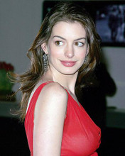 This is an image of Photograph & Poster of Anne Hathaway 287115