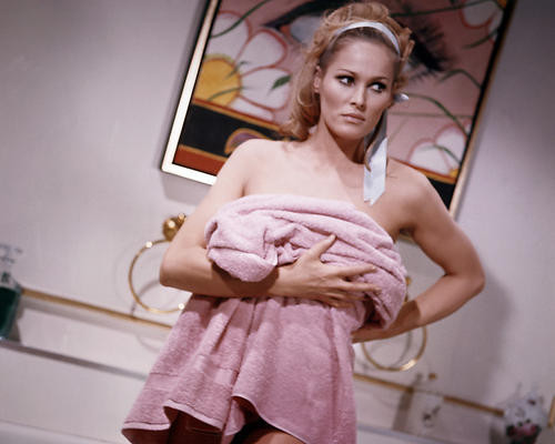 This is an image of Photograph & Poster of Ursula Andress 287124