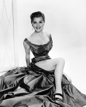 This is an image of Photograph & Poster of Debra Paget 196572