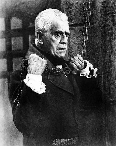 This is an image of Photograph & Poster of Boris Karloff 196626