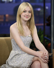 This is an image of Photograph & Poster of Dakota Fanning 287249
