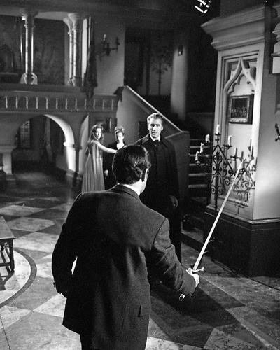 This is an image of Photograph & Poster of Dracula:prince of Darkness 196544