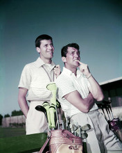 This is an image of Photograph & Poster of Dean Martin and Jerry Lewis 287271
