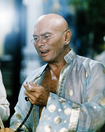 This is an image of Photograph & Poster of Yul Brynner 287431