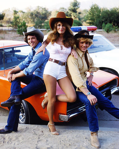 This is an image of Photograph & Poster of Dukes of Hazzard 287640