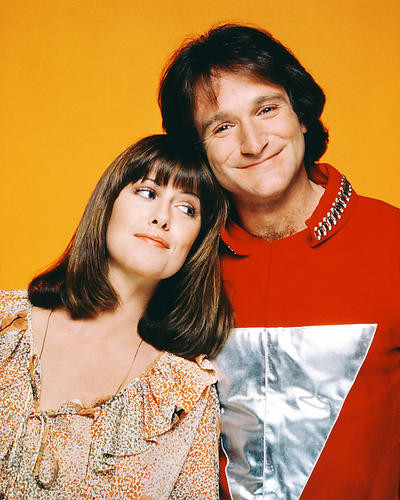 This is an image of Photograph & Poster of Mork and Mindy 287649