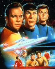 This is an image of Photograph & Poster of Star Trek 287668