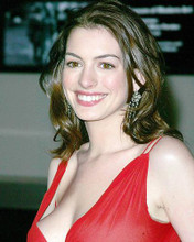 This is an image of Photograph & Poster of Anne Hathaway 287468