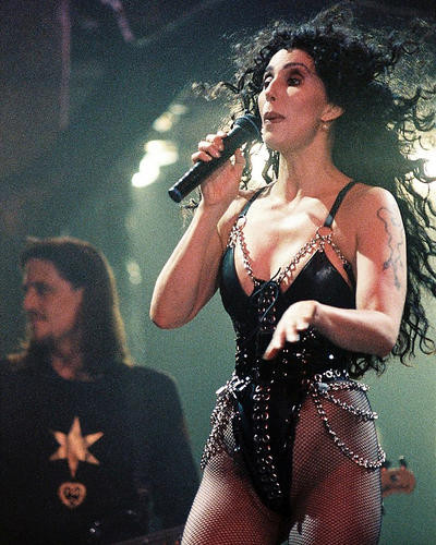 This is an image of Photograph & Poster of Cher 287527