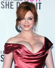 This is an image of Photograph & Poster of Christina Hendricks 287545
