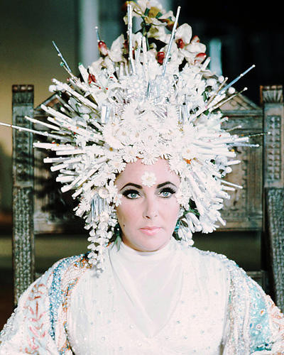 This is an image of Photograph & Poster of Elizabeth Taylor 287692