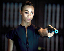 This is an image of Photograph & Poster of Zoe Saldana 287696
