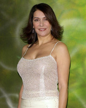 This is an image of Photograph & Poster of Marina Sirtis 287792