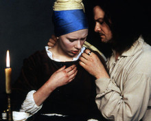 This is an image of Photograph & Poster of Girl with a Pearl Earring 287982