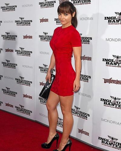 This is an image of Photograph & Poster of Christina Ricci 288143