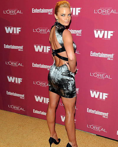 This is an image of Photograph & Poster of Jaime Pressly 288208