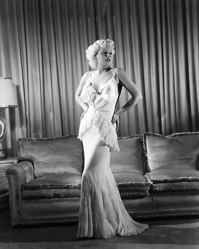 This is an image of Photograph & Poster of Jean Harlow 197081