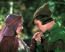 This is an image of Photograph & Poster of The Adventures of Robin Hood 288084