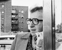 This is an image of Photograph & Poster of Woody Allen 196971