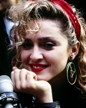 This is an image of Photograph & Poster of Madonna 288094