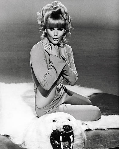 This is an image of Photograph & Poster of Barbara Eden 197110