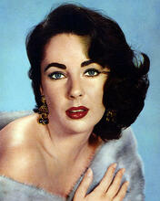 This is an image of Photograph & Poster of Elizabeth Taylor 288384