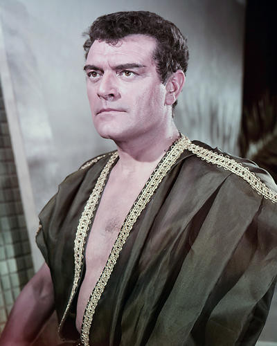 This is an image of Photograph & Poster of Jack Hawkins 288409