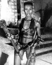 This is an image of Photograph & Poster of Grace Jones 197146