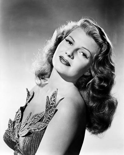 This is an image of Photograph & Poster of Rita Hayworth 197346