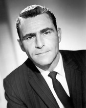 This is an image of Photograph & Poster of Rod Serling 197087