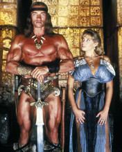 This is an image of Photograph & Poster of Conan the Destroyer 288249