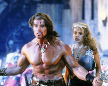 This is an image of Photograph & Poster of Conan the Destroyer 288253