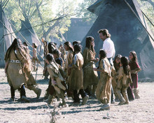 This is an image of Photograph & Poster of Dances with Wolves 288274