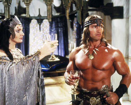 This is an image of Photograph & Poster of Conan the Destroyer 288282