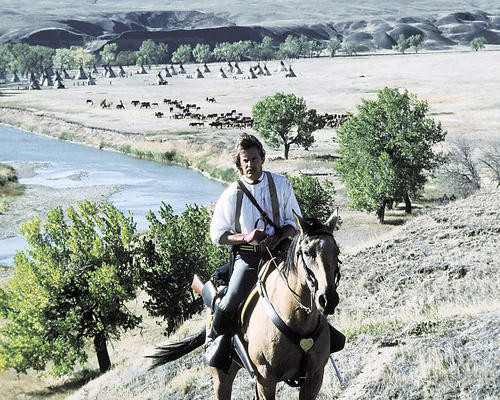 This is an image of Photograph & Poster of Dances with Wolves 288284