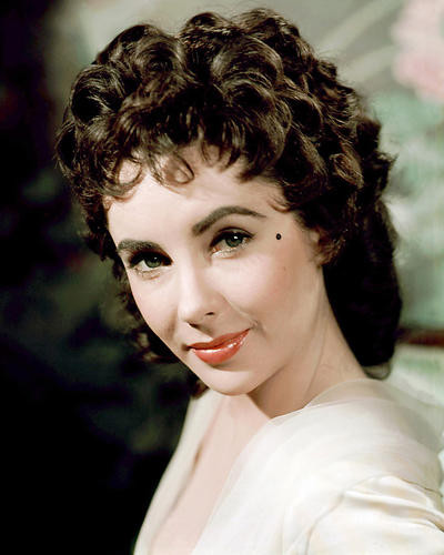 This is an image of Photograph & Poster of Elizabeth Taylor 288292