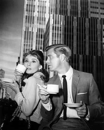 This is an image of Photograph & Poster of Breakfast at Tiffany's 197240