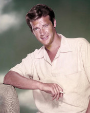This is an image of Photograph & Poster of Roger Moore 288596