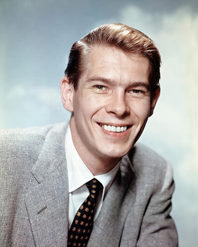 This is an image of Photograph & Poster of Johnnie Ray 288921