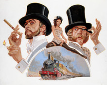 This is an image of Photograph & Poster of The Great Train Robbery 288708