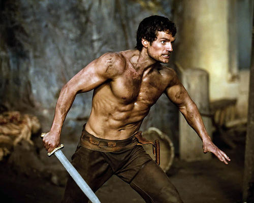 This is an image of Photograph & Poster of Henry Cavill 288723