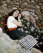 This is an image of Photograph & Poster of Elizabeth Taylor 288775