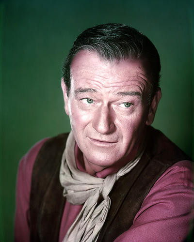 This is an image of Photograph & Poster of John Wayne 288979