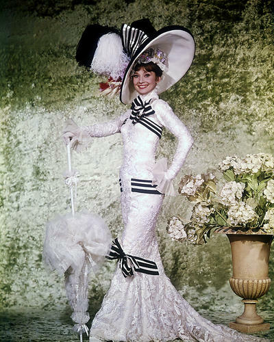 This is an image of Photograph & Poster of Audrey Hepburn 289076