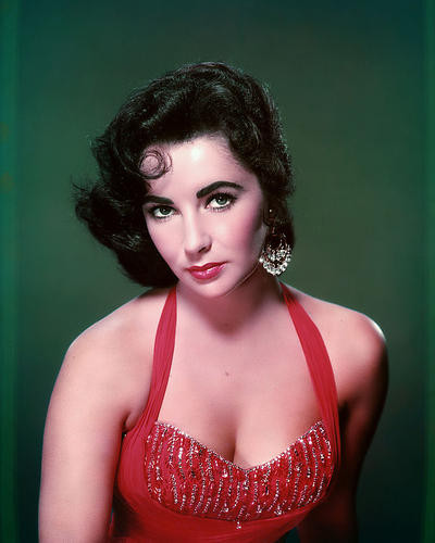 This is an image of Photograph & Poster of Elizabeth Taylor 289082