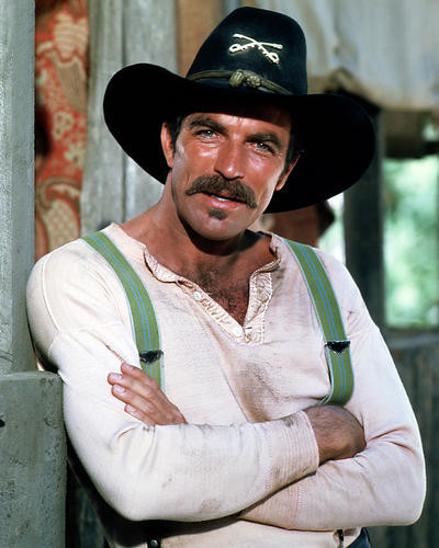 This is an image of Photograph & Poster of Tom Selleck 289198
