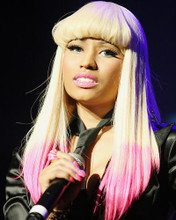 This is an image of Photograph & Poster of Nikki Minaj 289377