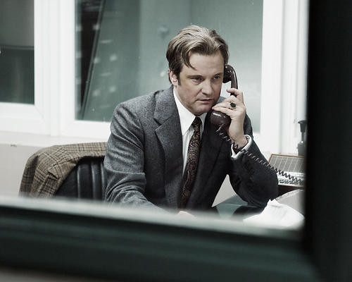 This is an image of Photograph & Poster of Colin Firth 289470