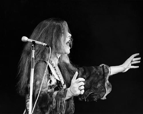 This is an image of Photograph & Poster of Janis Joplin 197657